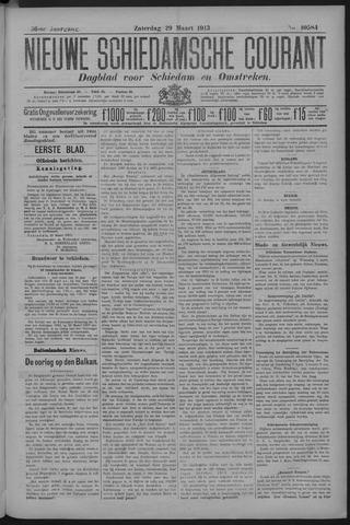 Nieuwe Schiedamsche Courant 1913-03-29
