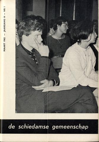 Schiedamse Gemeenschap (tijdschrift) 1962-03-01