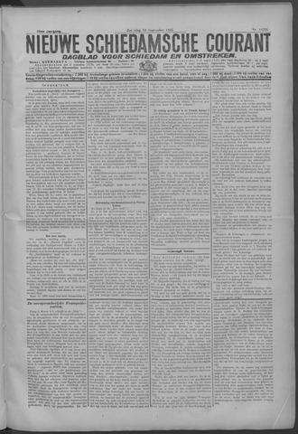 Nieuwe Schiedamsche Courant 1925-09-19