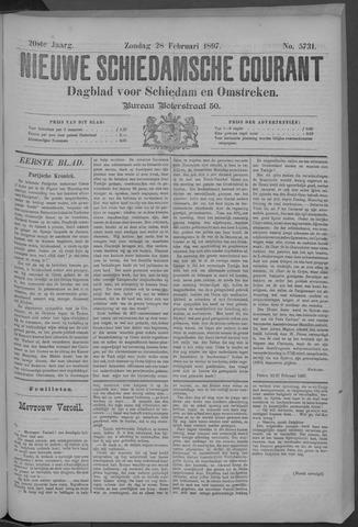 Nieuwe Schiedamsche Courant 1897-02-28