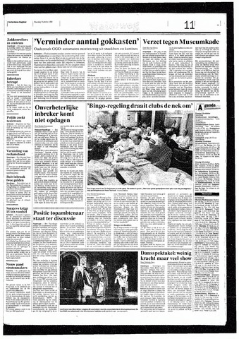 Rotterdamsch Nieuwsblad / Schiedamsche Courant / Rotterdams Dagblad / Waterweg / Algemeen Dagblad 1993-10-18