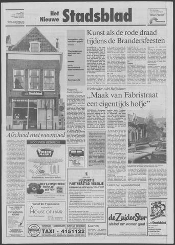 Het Nieuwe Stadsblad 1992-09-18