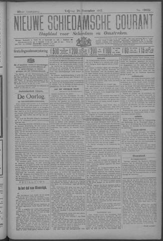 Nieuwe Schiedamsche Courant 1917-12-28