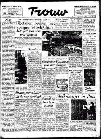 Trouw / De Rotterdammer 1959-03-26