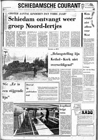 Rotterdamsch Nieuwsblad / Schiedamsche Courant / Rotterdams Dagblad / Waterweg / Algemeen Dagblad 1974-07-24