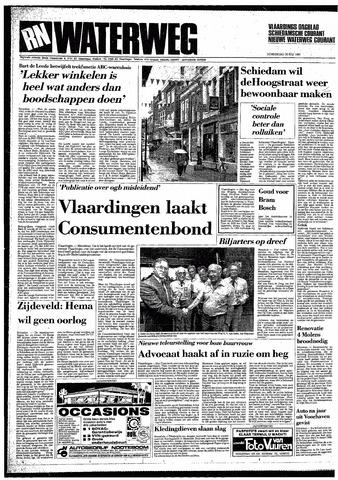Rotterdamsch Nieuwsblad / Schiedamsche Courant / Rotterdams Dagblad / Waterweg / Algemeen Dagblad 1987-07-30