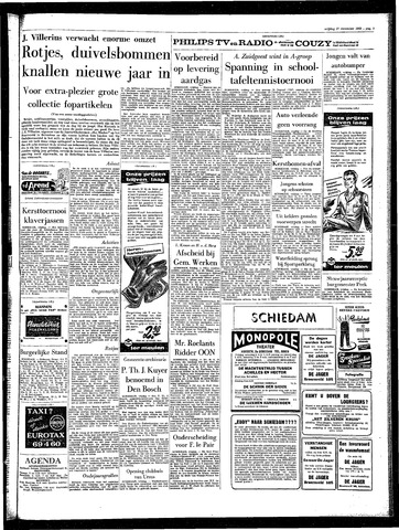 Rotterdamsch Parool / De Schiedammer 1963-12-27