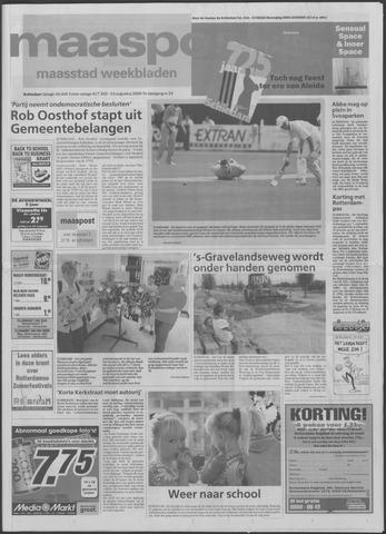 Maaspost / Maasstad / Maasstad Pers 2000-08-23