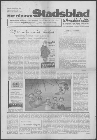 Het Nieuwe Stadsblad 1962-12-14