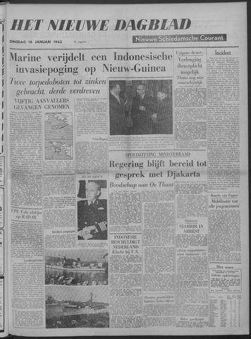 Nieuwe Schiedamsche Courant 1962-01-16