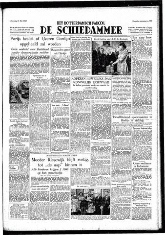 Rotterdamsch Parool / De Schiedammer 1949-05-21