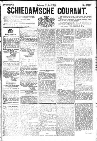 Schiedamsche Courant 1910-04-02
