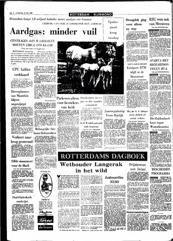 Rotterdamsch Parool / De Schiedammer 1966-05-12