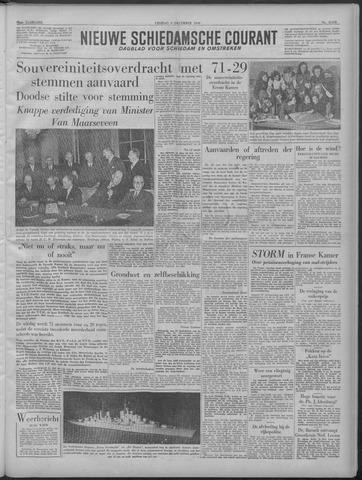 Nieuwe Schiedamsche Courant 1949-12-09