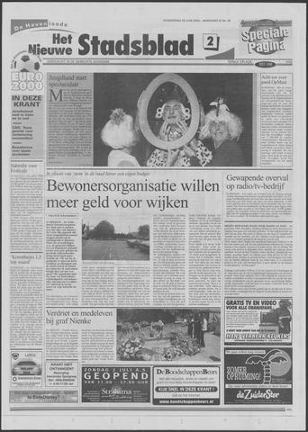 Het Nieuwe Stadsblad 2000-06-29
