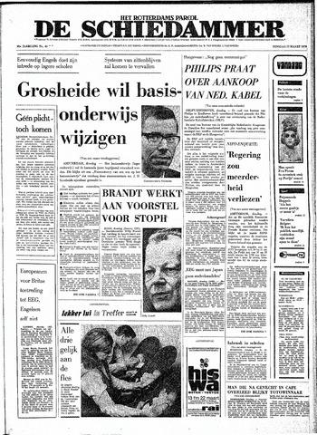 Rotterdamsch Parool / De Schiedammer 1970-03-17