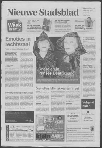 Het Nieuwe Stadsblad 2012-10-24
