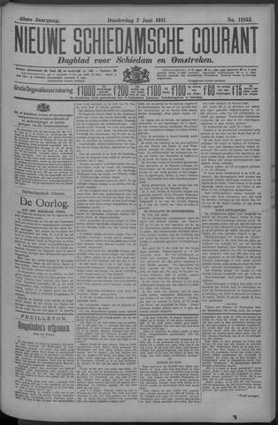 Nieuwe Schiedamsche Courant 1917-06-07