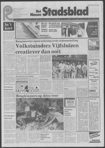 Het Nieuwe Stadsblad 1984-06-22