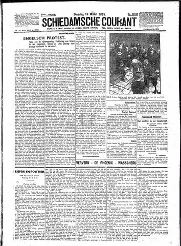 Schiedamsche Courant 1935-03-19