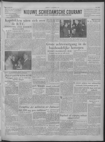 Nieuwe Schiedamsche Courant 1949-11-04