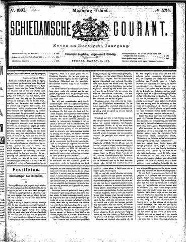 Schiedamsche Courant 1883-06-04