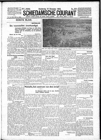 Schiedamsche Courant 1935-12-12