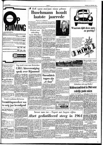 Trouw / De Rotterdammer 1965-01-22