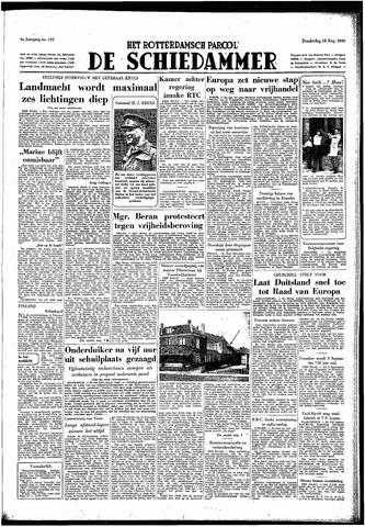 Rotterdamsch Parool / De Schiedammer 1949-08-18