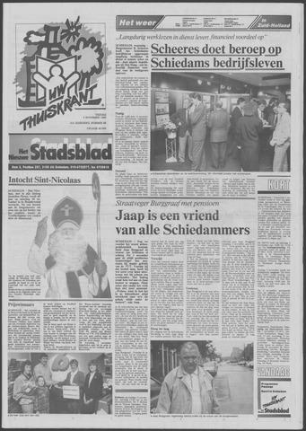 Het Nieuwe Stadsblad 1989-11-03