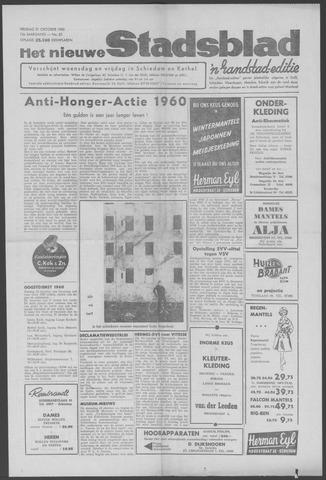 Het Nieuwe Stadsblad 1960-10-21