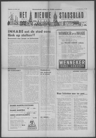 Het Nieuwe Stadsblad 1955-04-29