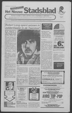 Het Nieuwe Stadsblad 1975-08-27
