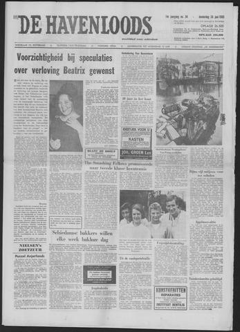 De Havenloods 1965-06-24
