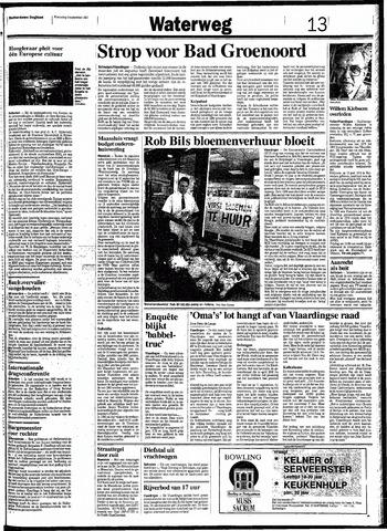 Rotterdamsch Nieuwsblad / Schiedamsche Courant / Rotterdams Dagblad / Waterweg / Algemeen Dagblad 1991-09-04