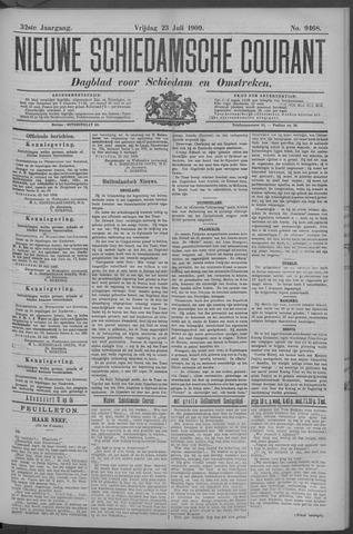 Nieuwe Schiedamsche Courant 1909-07-23