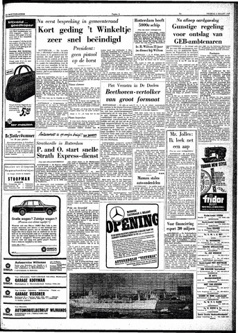 Trouw / De Rotterdammer 1967-03-03