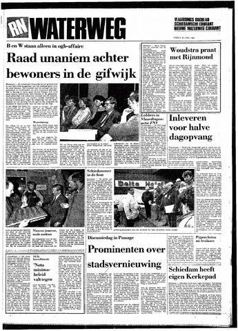 Rotterdamsch Nieuwsblad / Schiedamsche Courant / Rotterdams Dagblad / Waterweg / Algemeen Dagblad 1985-04-26