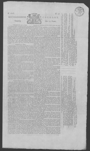 Rotterdamse Courant 1826-03-25