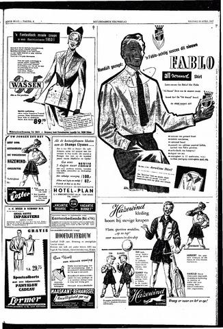Rotterdamsch Nieuwsblad / Schiedamsche Courant / Rotterdams Dagblad / Waterweg / Algemeen Dagblad 1953-04-24