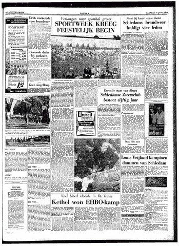 Trouw / De Rotterdammer 1962-06-04