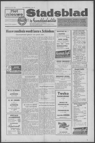 Het Nieuwe Stadsblad 1960-06-24