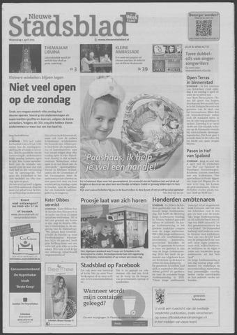 Het Nieuwe Stadsblad 2015-04-01