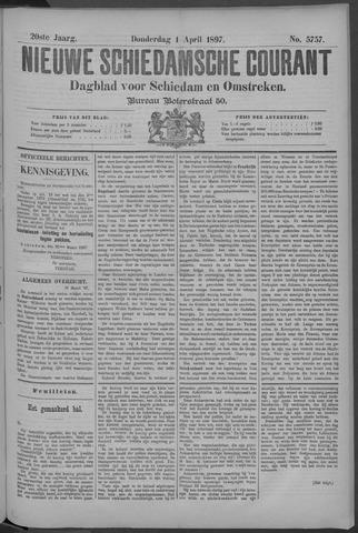 Nieuwe Schiedamsche Courant 1897-04-01