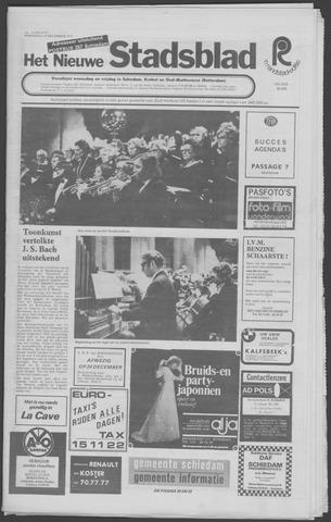 Het Nieuwe Stadsblad 1973-12-19