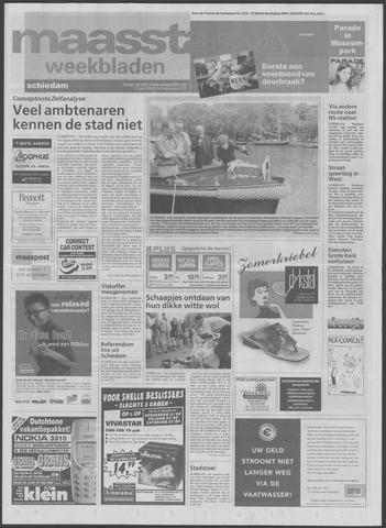 Maaspost / Maasstad / Maasstad Pers 2001-06-20