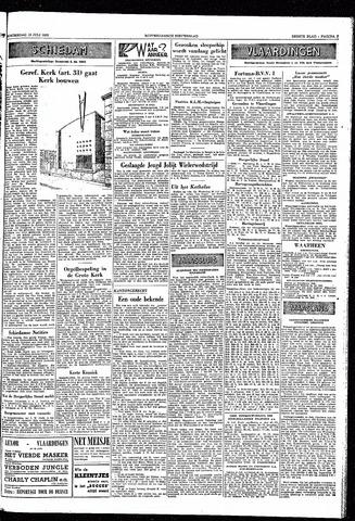 Rotterdamsch Nieuwsblad / Schiedamsche Courant / Rotterdams Dagblad / Waterweg / Algemeen Dagblad 1953-07-16
