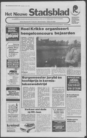 Het Nieuwe Stadsblad 1981-07-10