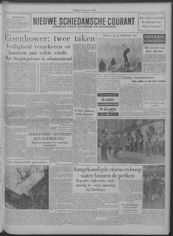Nieuwe Schiedamsche Courant 1958-01-10