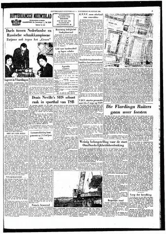 Rotterdamsch Nieuwsblad / Schiedamsche Courant / Rotterdams Dagblad / Waterweg / Algemeen Dagblad 1964-01-30